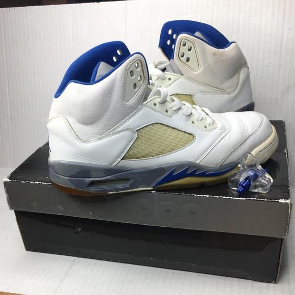 Jordan Shoes | Retro 5 V W Box | Poshmark